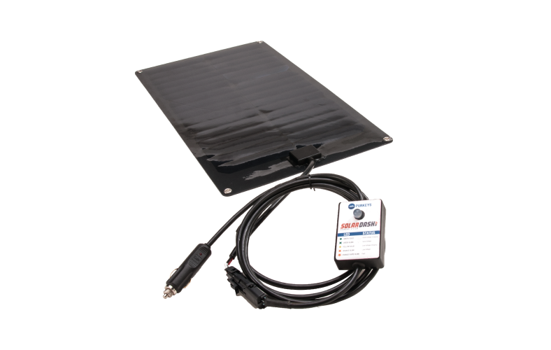 Solar Dash Charging System