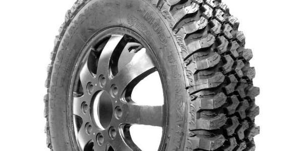 TreadWright Claw Series Tire photo courtesy of TreadWright