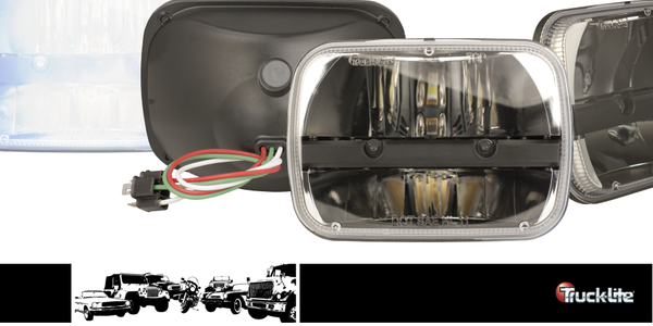 5x7 LED Headlamp