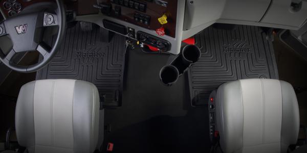 Custom Floor Mats for Western Star Trucks