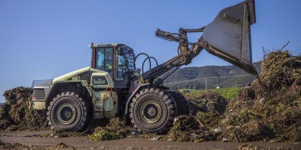 Image of Hybrid Wheel Loader courtesy of Volvo Construction Equipment