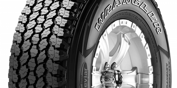 Wrangler All-Terrain Adventure Tire