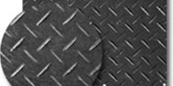 Diamond Plate Ground Protection Mats