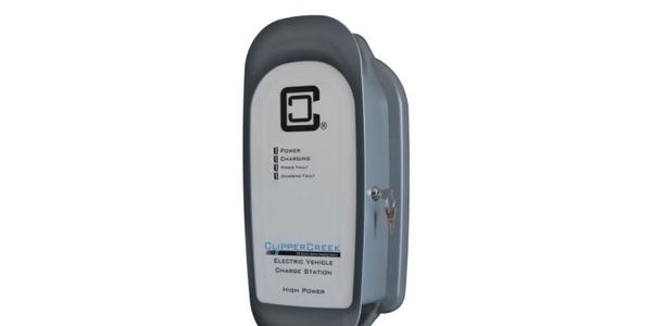 HCS Series with ChargeGuard (PHOTO: Clipper Creek)