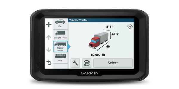 Dēzl 580 LMT-S Navigation Device