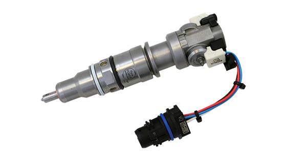 Diesel Engine Fuel Injectors
