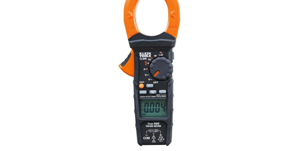 2000A AC/DC Digital Clamp Meter