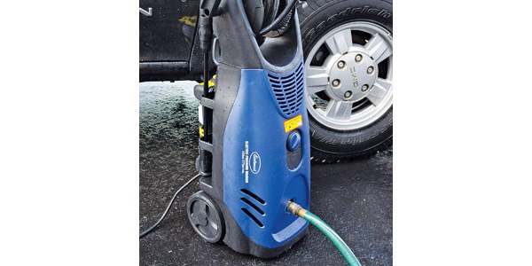 Electric Power Washer (#14143)