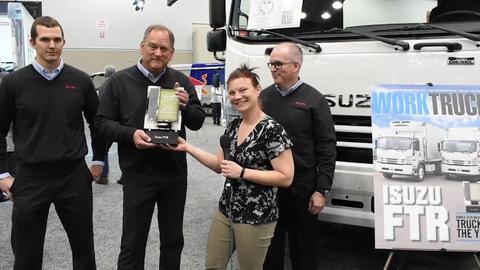 Isuzu FTR: Medium-Duty Truck of the Year