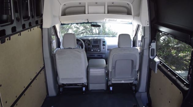 Video Van Profile: Nissan NV Cargo