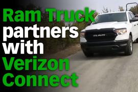 Ram's Verizon Connect-Powered Telematics