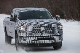 Weather Testing the MY-2016 Nissan Titan