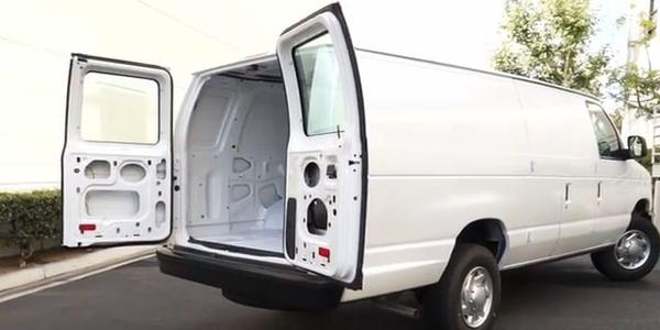 Video Van Profile: Ford E-250 Cargo
