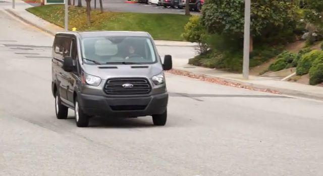 Video Van Profile: Ford Transit