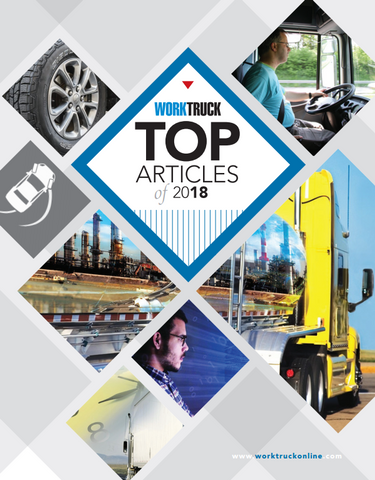 Work Truck - Top Articles of 2018